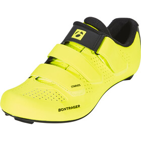 Bontrager Starvos Road Shoes Men, flourescent yellow